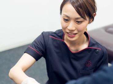 上田皮ふ科のスタッフ